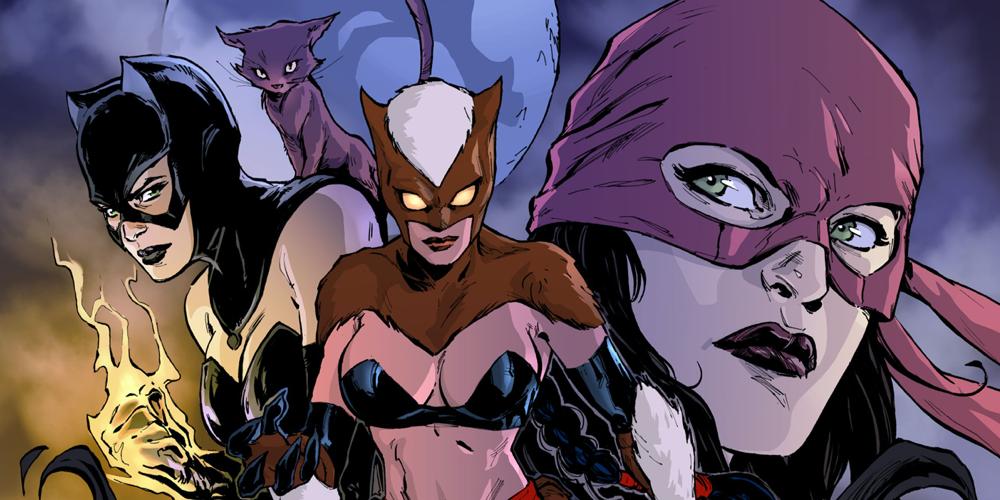 9 Tails van Reboot Comics kickstarter